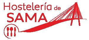 Hostelería de Sama Logo